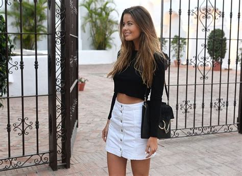 how to wear a line button front skirts 2018 become chic