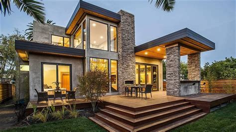 modern wooden house design modern wooden house design youtube