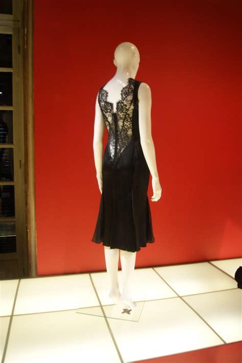 lexposition  black dress par andre leon talley