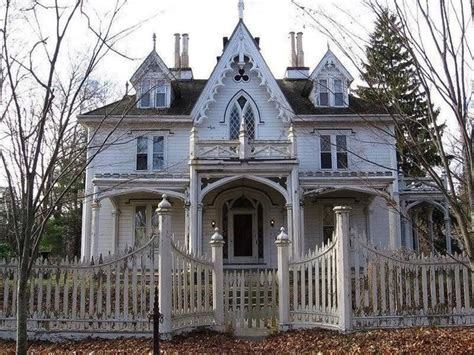 gothic victorian style house gothic haunting or on the gothic revival victorian houses by albyfurlong 556
