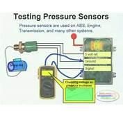 Pressure Sensor &amp Wiring Diagram  YouTube