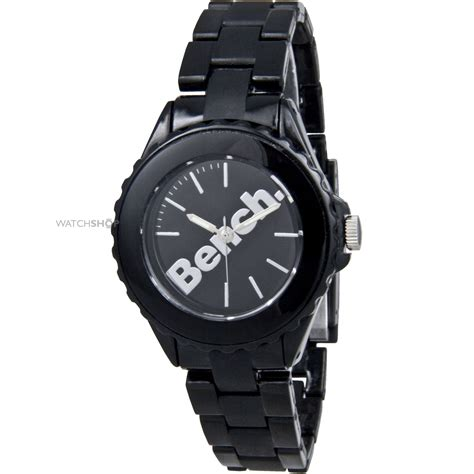 ladies bench watch ladies bench watch bc0355bk watch shop com