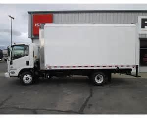 Npr Isuzu Box Truck 2016 Isuzu Npr Hd Box Truck For Sale Spokane
