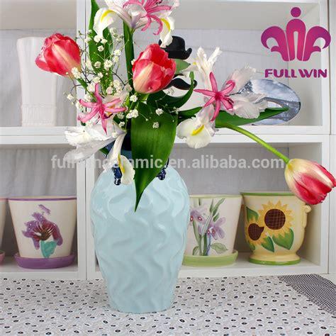 Pajangan Bunga Artificial Pot Vas Keramik Ceramics Flower Shabby 8b vas bunga grosir vas terbuat dari tanah liat buy product on alibaba