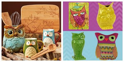sales on home decor 4 great owl sales home decor kitchen items jewelry