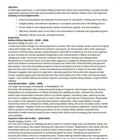 resume templates for billing 6 sle customer service resumes sle templates