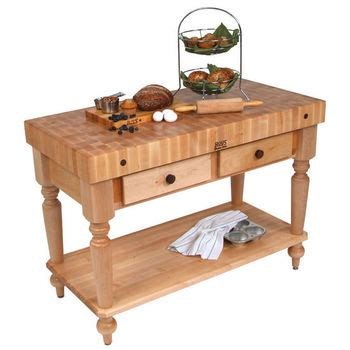 john boos cucina rustica maple kitchen island john boos butcher solid wood work tables and islands