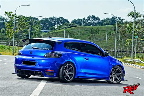 volkswagen modified volkswagen scirocco modified