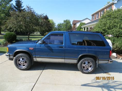 gmc jimmy 2 door classic 1990 gmc chevrolet s15 s10 s 10 s 15 jimmy 2 door