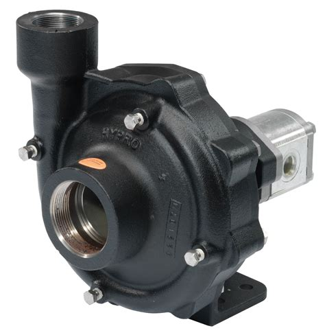 water driven motor hypro series 9307 hydraulic motor driven non self priming