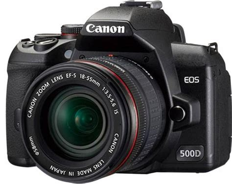 Kamera Canon Dslr 500d canon eos 500d dslr only price in india buy canon eos 500d dslr
