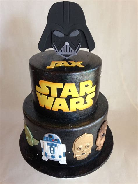 Home Decorating Tips For Beginners star wars birtday cake on pinterest fondant cake images