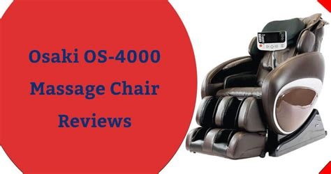 Osaki Os 4000 Chair Review by Osaki Os 4000 Chair Review Osaki Os 4000 Reviews