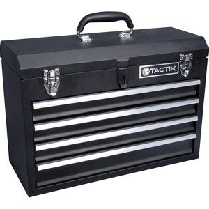 tactix modular storage 2 drawer cabinet tactix 4 drawer steel portable tool chest 20 1 2 in l
