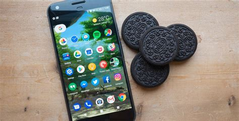 Android Oreo Review why android 8 oreo operating system is better than