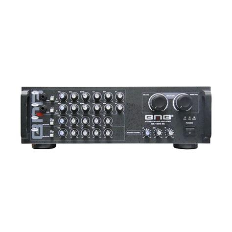 Karaoke Mixer Lifier Ma 1600 jual bmb da 1600 se lifier karaoke stereo harga kualitas terjamin blibli