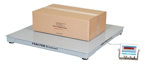 Floor Scales For Sale by Salter Brecknell Dsb4848 05 Floor Scale 5000 Lb