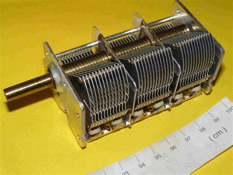 what is capacitor load and rf parts gt antreas555