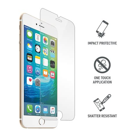 ultimate tempered glass screen protector  iphone