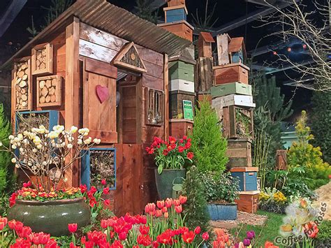 Seattle Flower And Garden Show 2015 Coffee For Roses 187 Ideas From A Flower Show