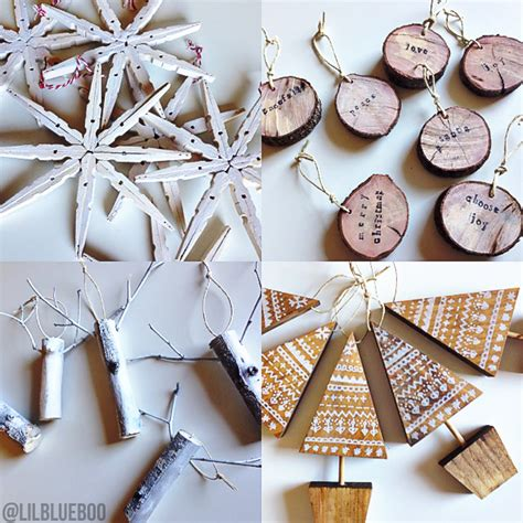 the scandinavian christmas tree ornaments