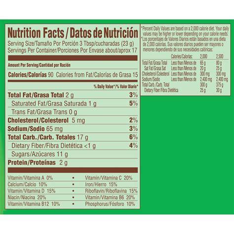 Milo Energy Bar Pack milo energy drink nutrition facts nutrition ftempo