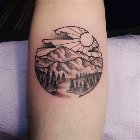 colorado mountains tattoo top 100 mountain http 4develop ua top