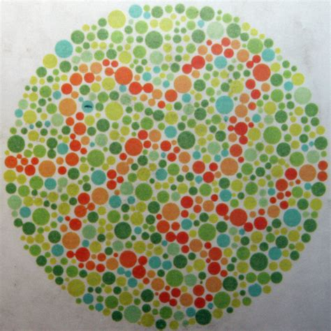 color blind chart colour blindness test chart flickr photo