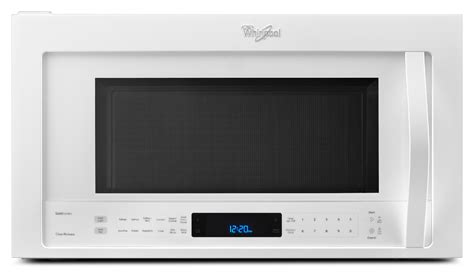 Microwave Plus Oven whirlpool wmh76719cw 1 9 cu ft the range
