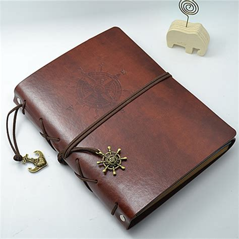Handmade Gifts Book - aliexpress buy leather vintage handmade diy photo