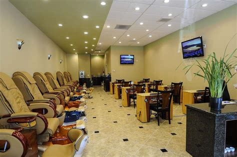 our salon nail salon