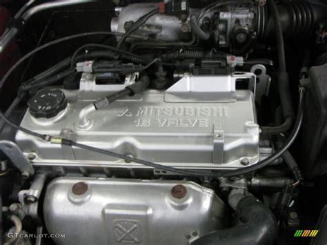 2003 mitsubishi lancer es 2 0 liter sohc 16 valve 4 cylinder engine photo 52427331 gtcarlot com
