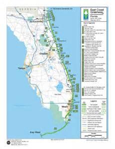 a1a map florida a1a trail space coast transportation planning