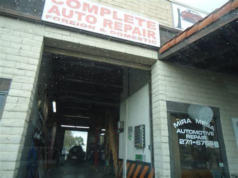 l repair san diego mira mesa automotive repair san diego ca usa yelp