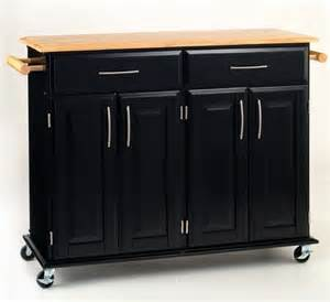 Dolly Madison Kitchen Island Cart Dolly Madison Kitchen Cart With Wood Top Modern
