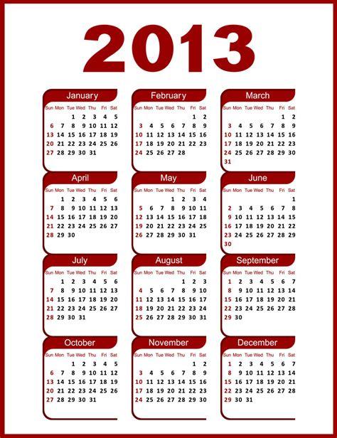 Calendar Of 2013 2013 Calendar 00104 Yourmomhatesthis
