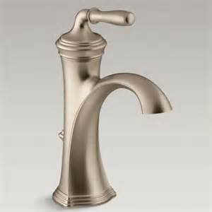kohler k 193 4 devonshire single bathroom faucet
