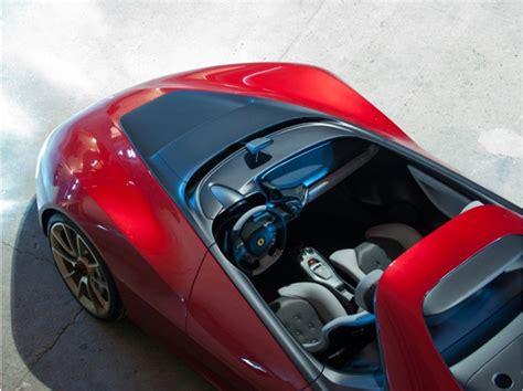 ferrari pininfarina sergio interior a look at today s concept cars