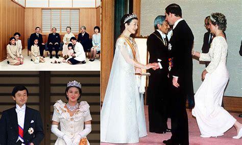 Royal Wedding A Glance Back At The Royal Wedding Dresses by A Look Back At The History Of Japan S Royal Family