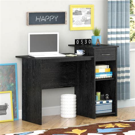 Mainstays Student Desk Multiple Finishes Walmart Com Mainstay Student Desk