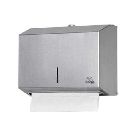 commercial bathroom paper towel dispenser dolphin surface mounted stainless steel mini paper towel