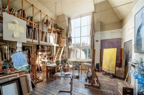 inspiring artist studio designs