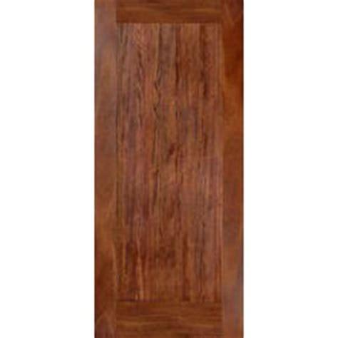 No Panel Interior Doors Ma110 1 Panel Shaker Flat Panel No Sticking Mahogany Interior Door Interior Doors