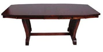 western dining room table western dining room table