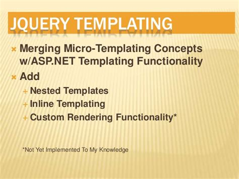 jquery templating and datalinking