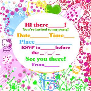 free hello invitations printable new calendar template site