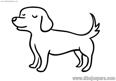 imagenes de animales bonitos para dibujar image gallery dibujo perro