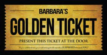 Willy Wonka Golden Ticket Template by Golden Ticket Birthday Willy Wonka Corporate By Paperandpomp