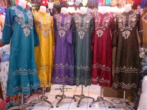 Baju Muslim Bandung pusat bisnis obral baju murah 5000
