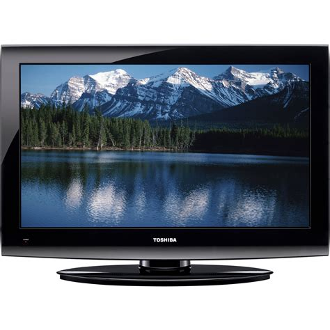 Tv Toshiba Februari toshiba 26c100u 26 quot 720p hd lcd tv 26c100u b h photo